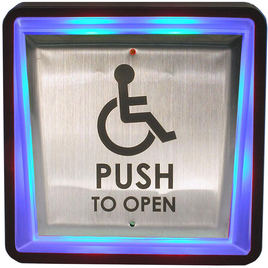 Smartking Large Exit Push Button Disabled Persons