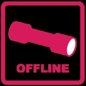 SmartKing® Offline digital cylinders